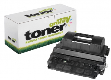 CE390X; High Quality Rebuilt Toner
